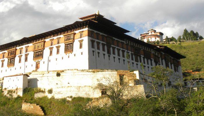 ブータン風景