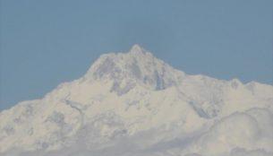 ブータンの高山