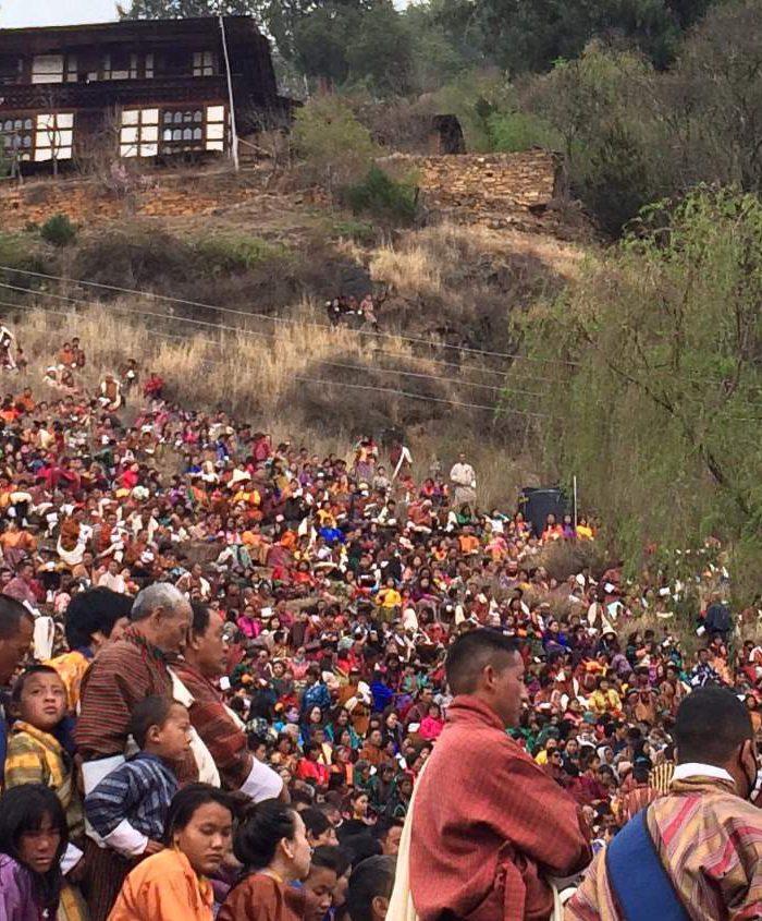 パロ・ツェチュ祭