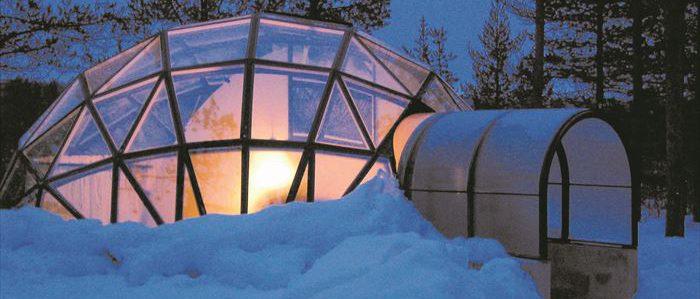 グラスイグルー(Visit Finland)