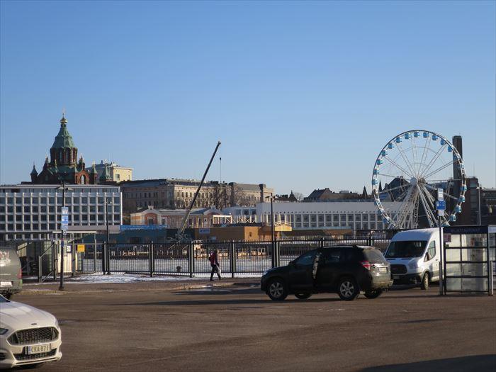ヘルシンキのスカイホイール
