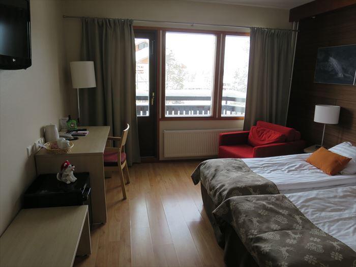 ホテル リエコンリンナの部屋