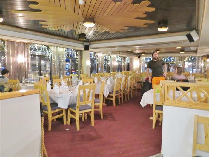 ホテル・リエコンリンナのレストラン
