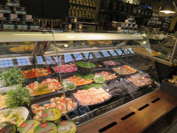 オールドマーケットの惣菜屋