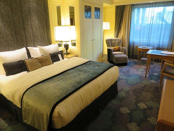 ホテル カンプの部屋