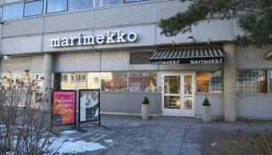 ヘルシンキにあるマリメッコ本社