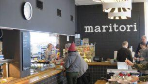 マリメッコ本社の社員食堂