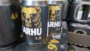 フィンランドのビール カルフ