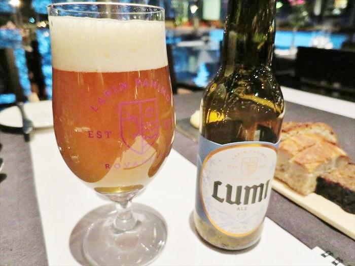 フィンランドのビール LUMI
