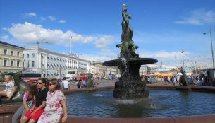 バルト海の乙女像