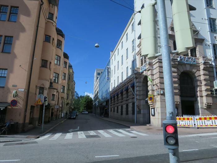 ヘルシンキの街 中央エリア