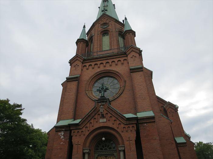 タンペレのアレキサンダー教会