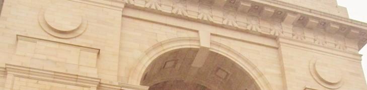デリーのインド門