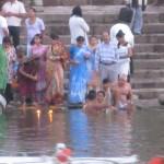 ガンジス川の沐浴