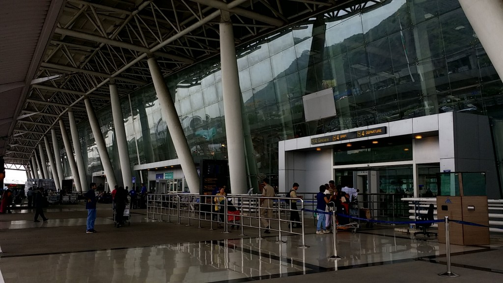 チェンナイ空港 国内線