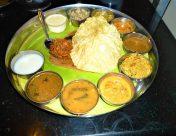 南インドのミールス