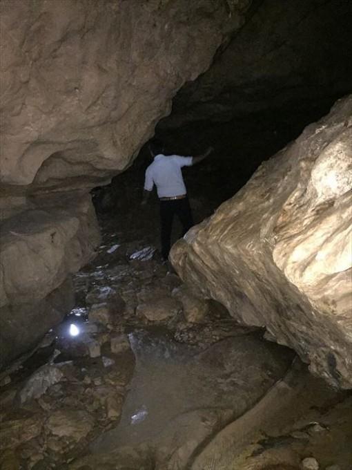 ラムシンナ洞窟
