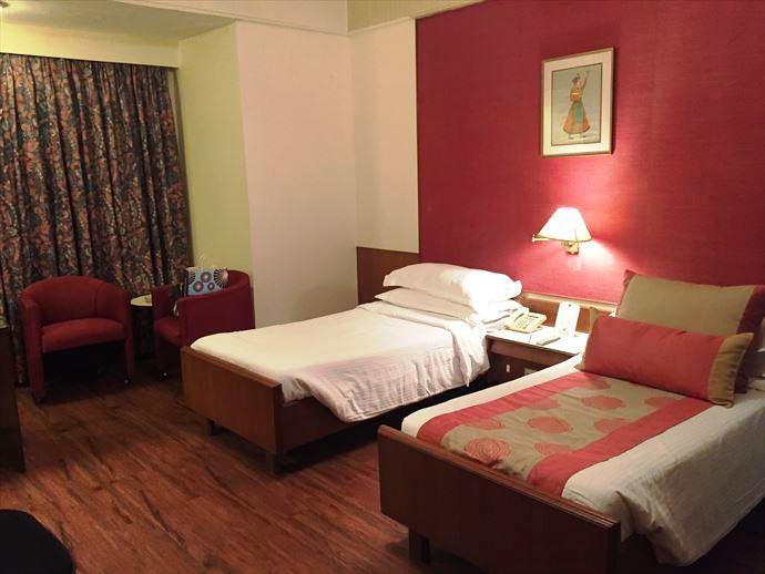ムンバイ アンバサダーホテル