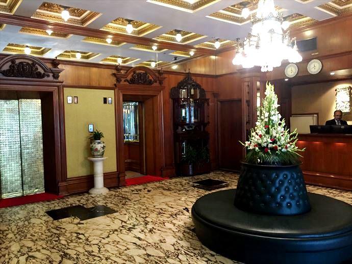 ムンバイのアンバサダーホテル