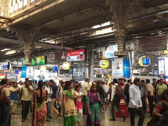 チャトラパティ・シヴァージー・ターミナス駅