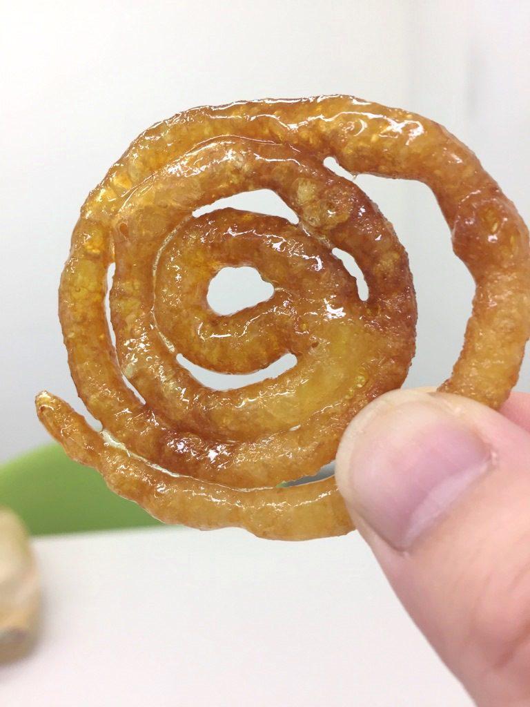 インドのお菓子 ジャレビー