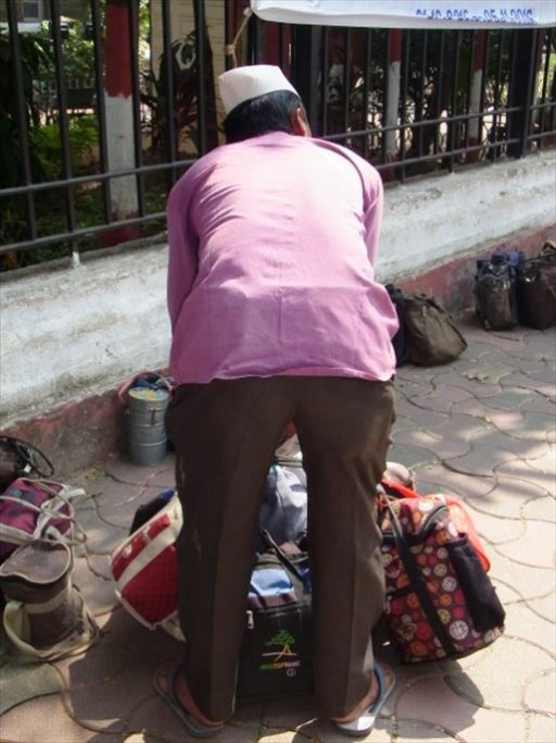 ムンバイのダッバーワーラー
