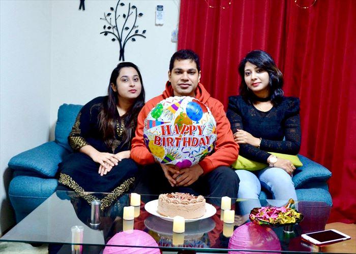 インドスタイルの誕生日