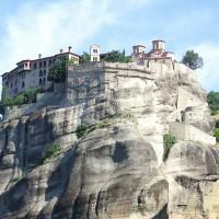 メテオラ修道院
