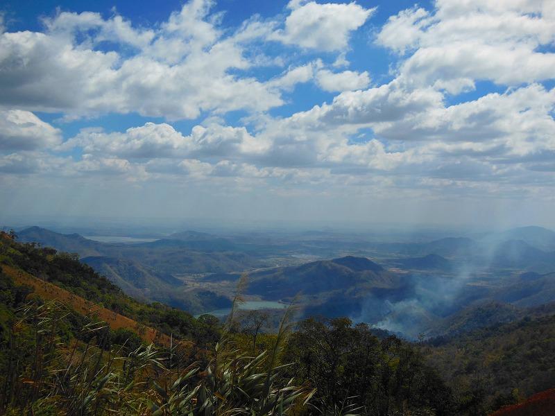 ベトナム ダラット ランビアン山からの眺望