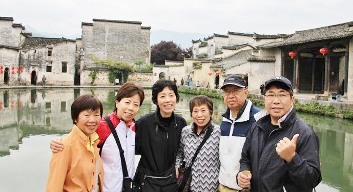 ツアーの写真