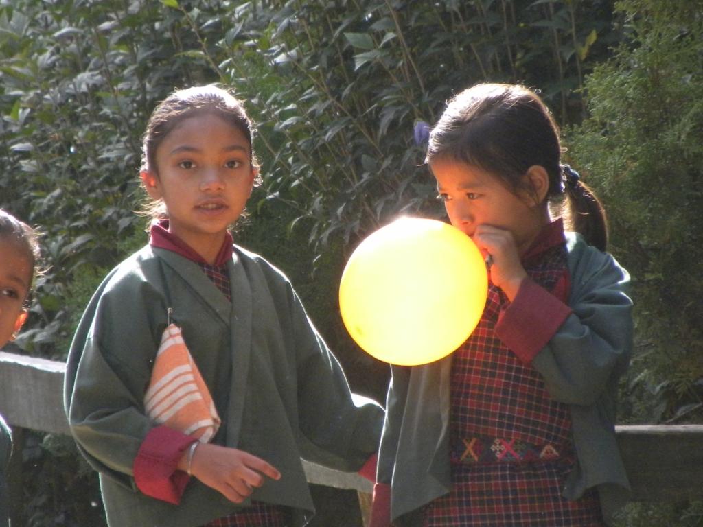 神秘の王国ブータン
