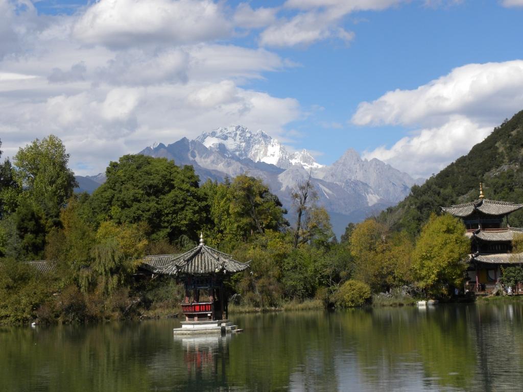 中国 雲南省 麗江
