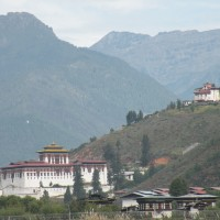 ブータン パロ