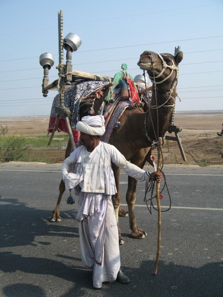 グジャラート ラヴァリ族の男性