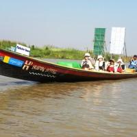 ミャンマー周遊の旅