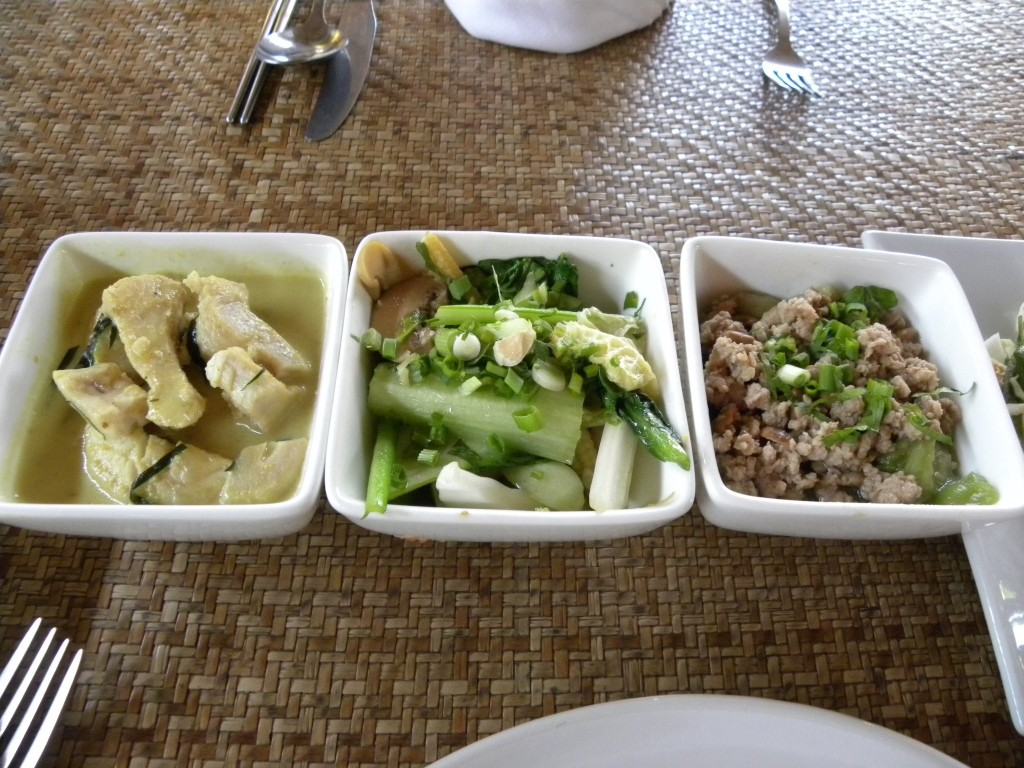 日本人の口にもある、カンボジアの食事