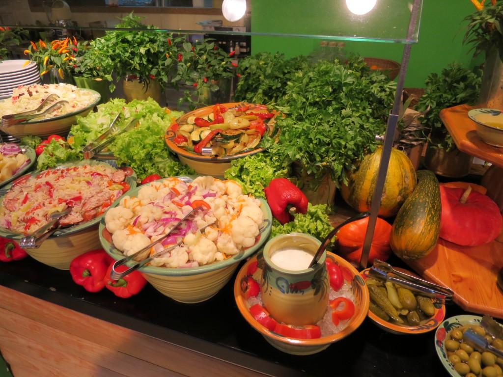 クロアチアは食材の宝庫