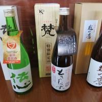 福井の日本酒