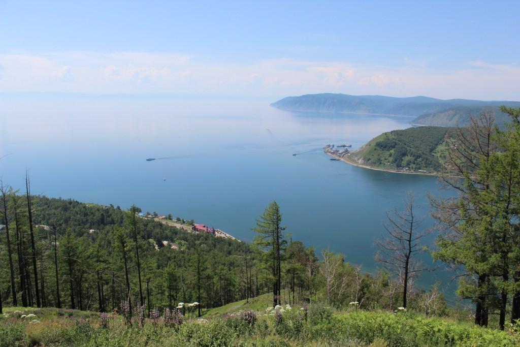 42 バイカル湖