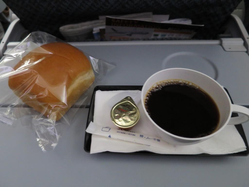 シンガポール航空の軽食