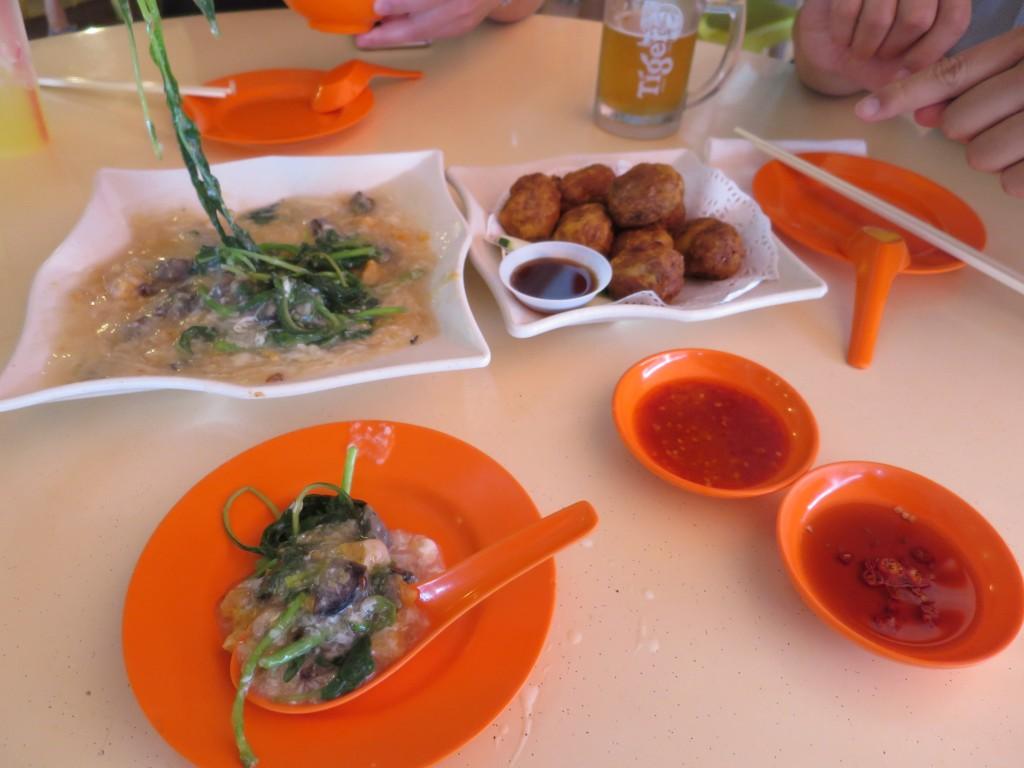 シンガポールの料理
