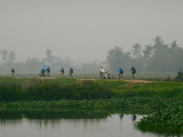ベトナム自転車
