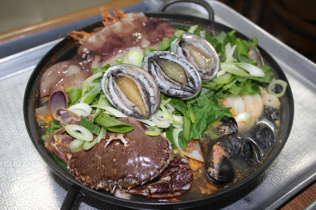 済州島 おいしい食事