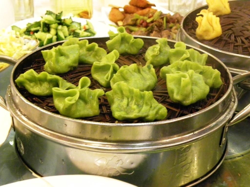 西安 餃子