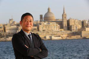 マルタ観光局 日本韓国支局代表 遠藤真吾