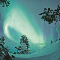 フィンランドのオーロラ(Visit Finland)