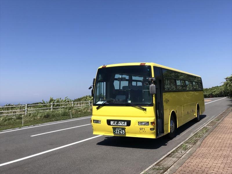 伊豆大島 大島バス