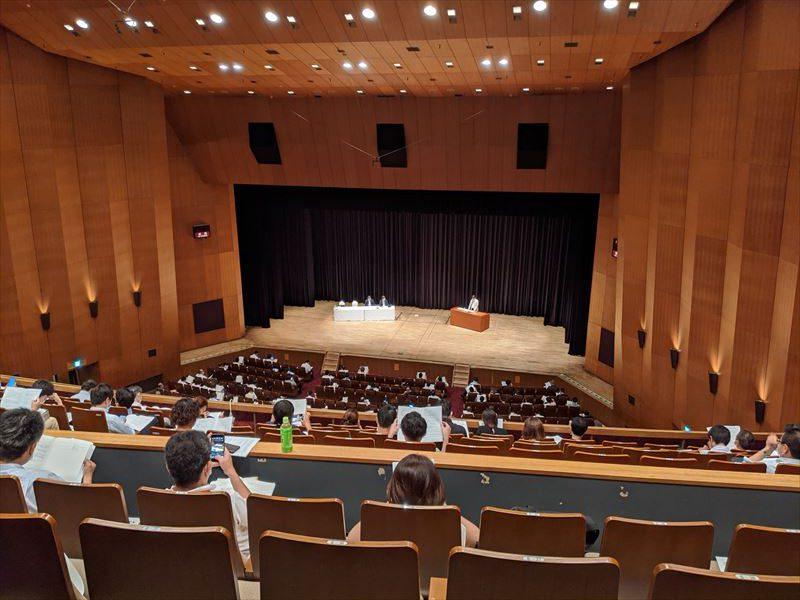 7月22日に行われたGo Toトラベルキャンペーンの説明会