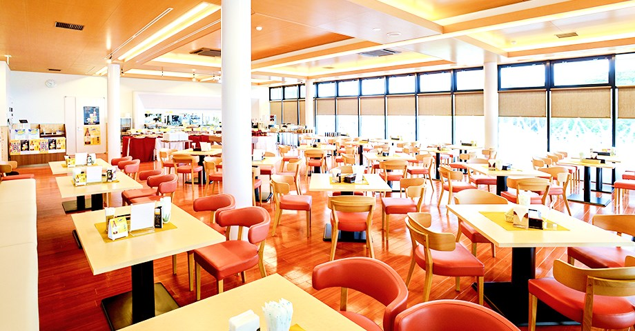 道の駅「京丹波 味夢の里」の丹波里山レストラン Bonchi(イメージ)