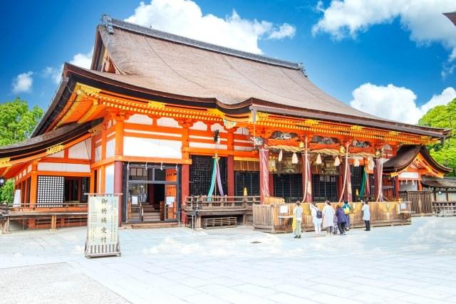 京丹波 八坂神社(イメージ)